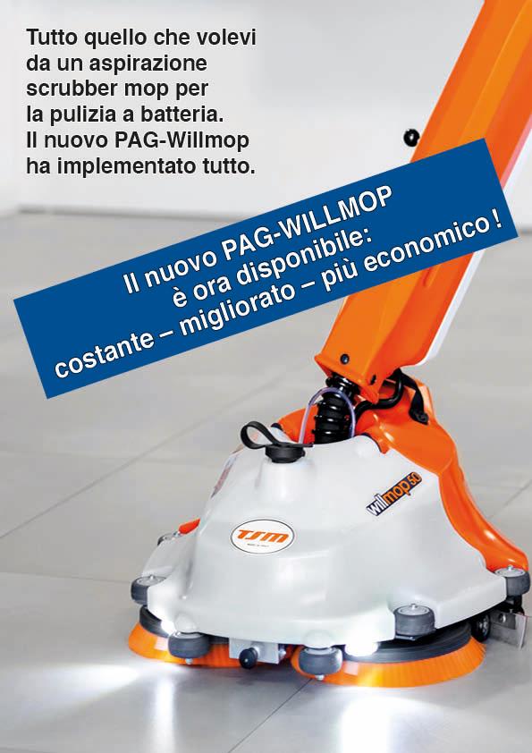 Willmop, PAG, TSM, Willmop 50 B, Ecoray